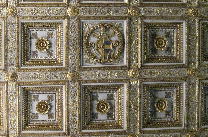 Baroque ceilings for Define baroque style