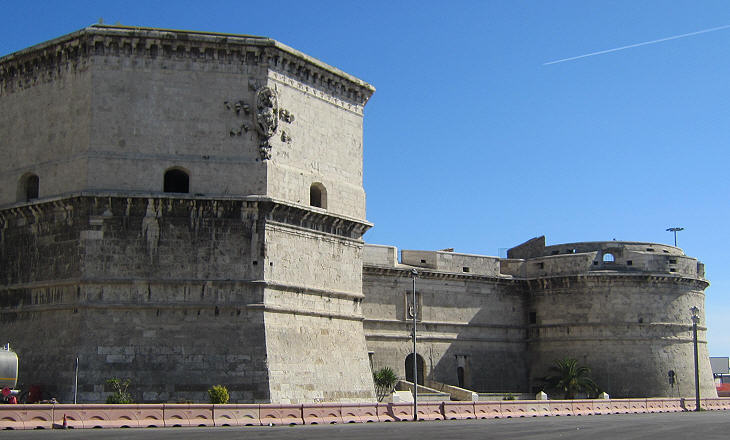 Fortress of Civitavecchia