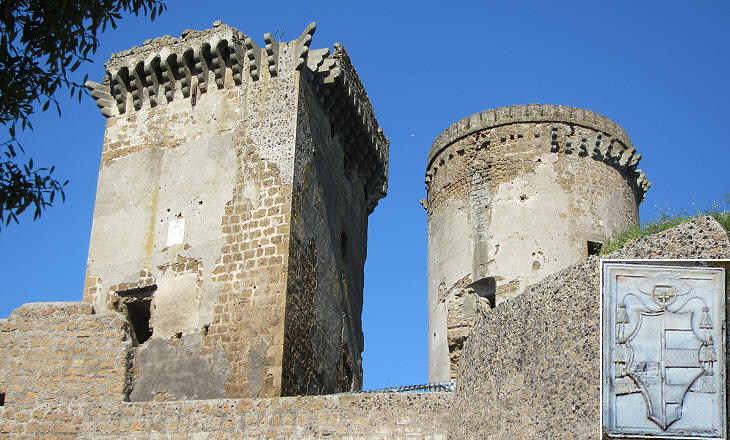 Views of the old fortress