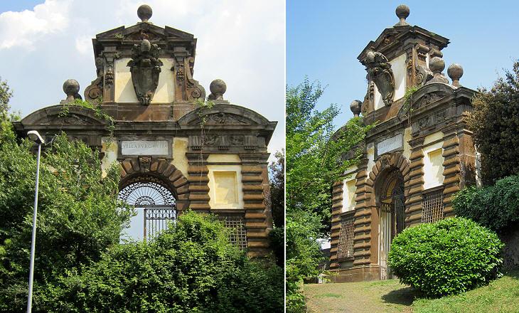 Frascati in the environs of rome the villas - Portale architetti roma ...