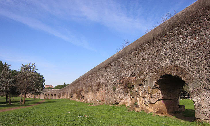 Acqueduct of Sixtus V
