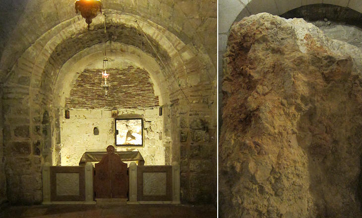 Twain And Turner S Holy Land Jerusalem Holy Sepulchre