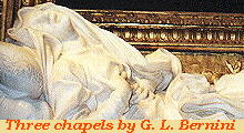 Three chapels by G. L. Bernini
