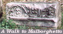 A walk to Malborghetto