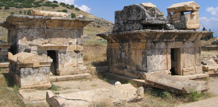 Hierapolis - A Roman Spa