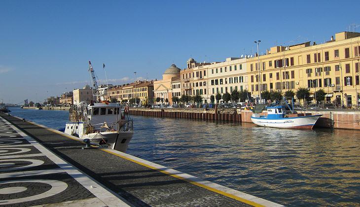 ... , the artif... Fiumicino