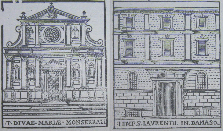 S. Maria in Monserrato/S. Lorenzo in Damaso