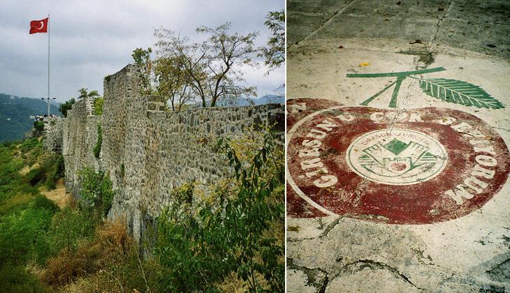 The Last Roman Empire - Byzantine Fortresses in the Empire ...