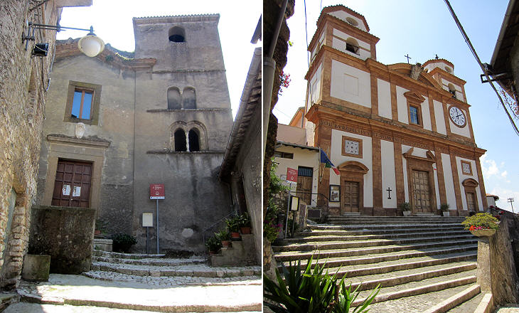 S. Stefano/Parish church
