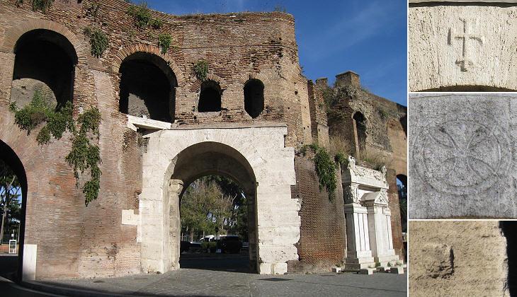 Porta pinciana - Via di porta pinciana 34 roma ...