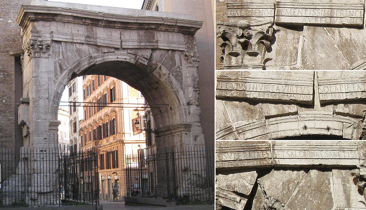 The Arch of Gallienus