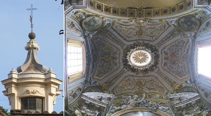 Chiesa E Convento Di S Francesco A Ripa