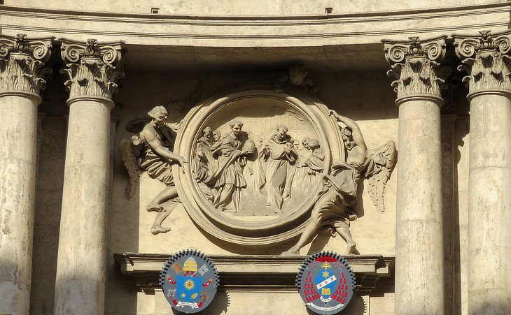 Coat of arms/Central Relief