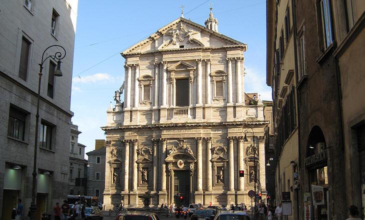 Chiesa di s andrea della valle - Corso di design roma ...