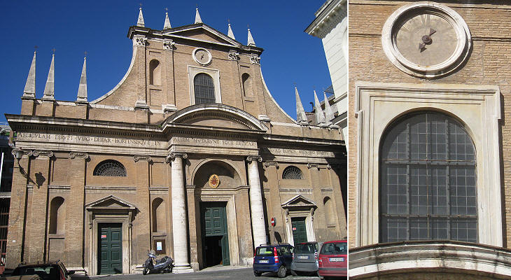 The Church of Santa Maria dell'Orto