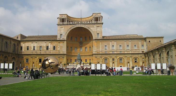 Vatican belvedere casino