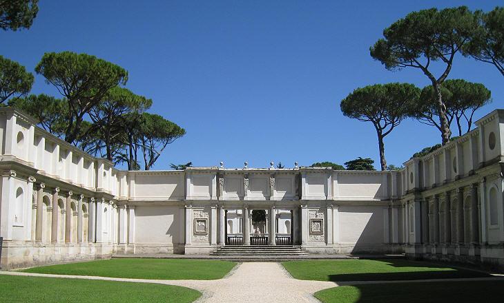 Casino della Vigna di Papa Giulio III