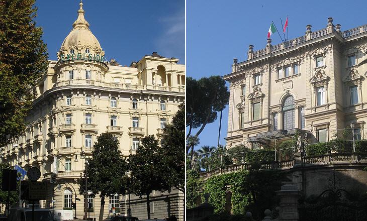 Casino di villa boncompagni ludovisi rome