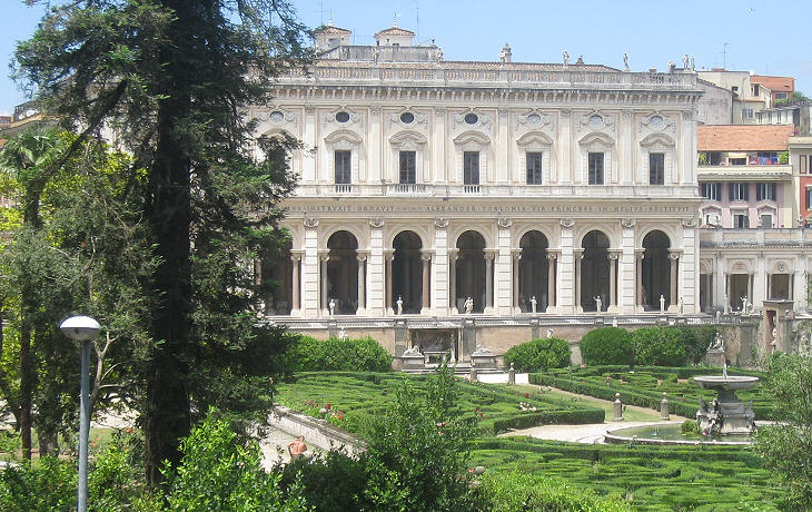 Villa casino