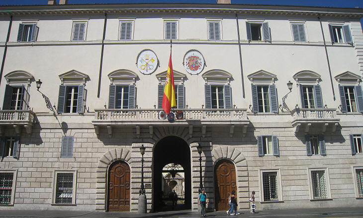 The Spanish Embassy