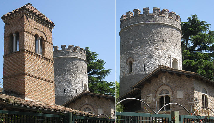 Views of Torre Lazzaroni