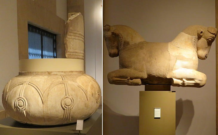 Ancient Sidon in the Museums of Lebanon