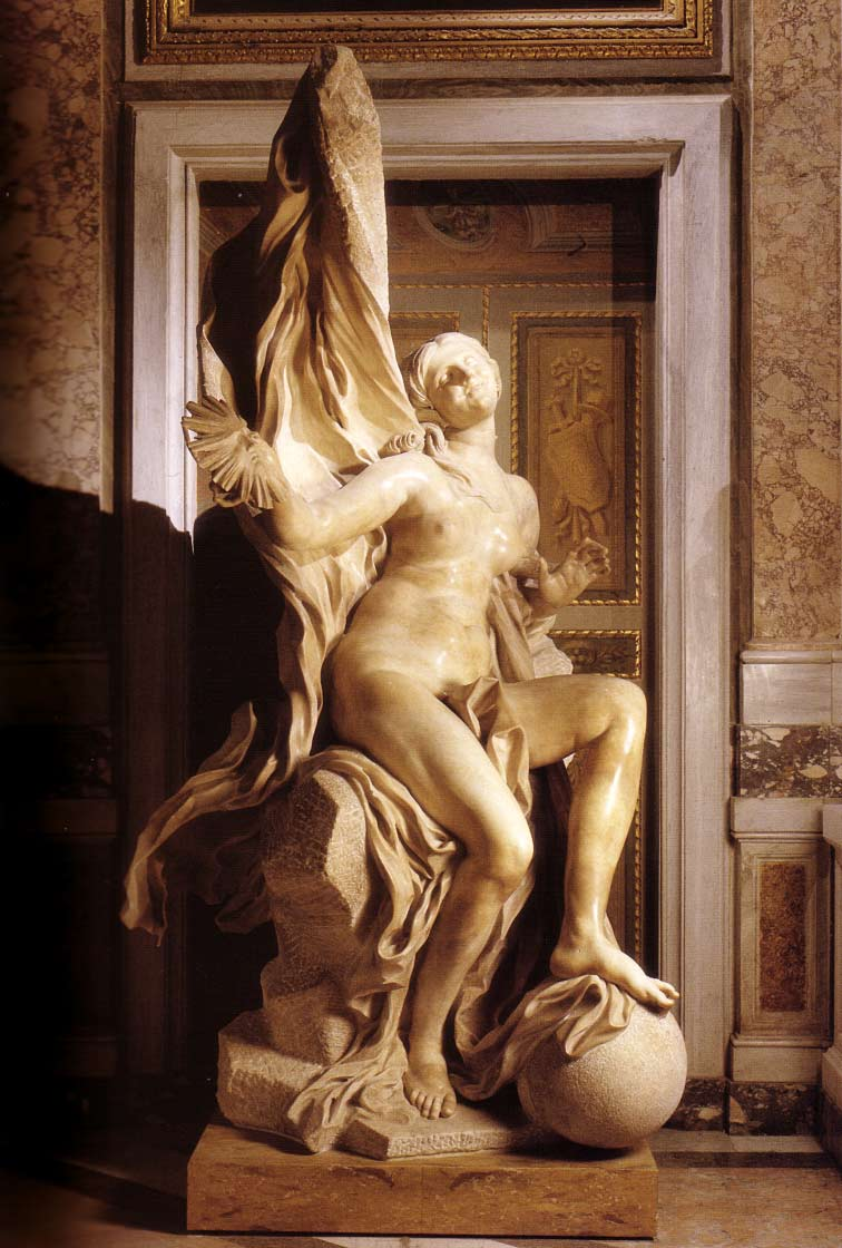 Souvent Bernini's Exiled Statue - The Equestrian Statue of King Louis XIV HP04