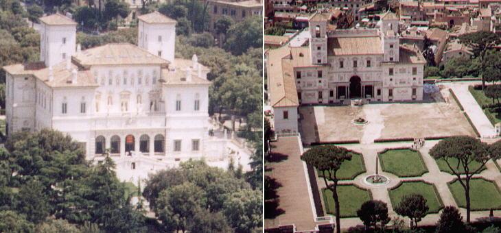 Villa Medici casino di villa medici