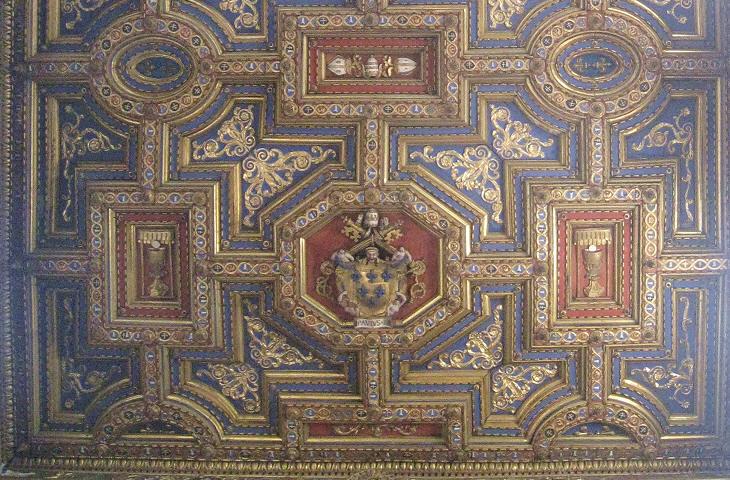 Baroque ceiling integralbook