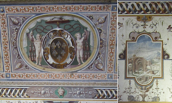 Il Gesu Painting Fresco Ap Art History