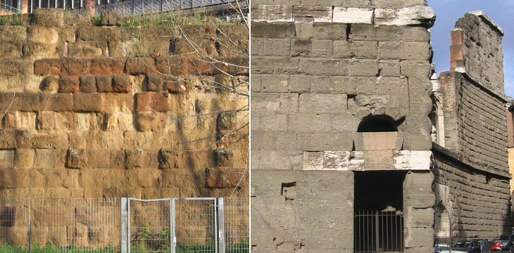 Roman Architecture Arches construction techniques in ancient rome