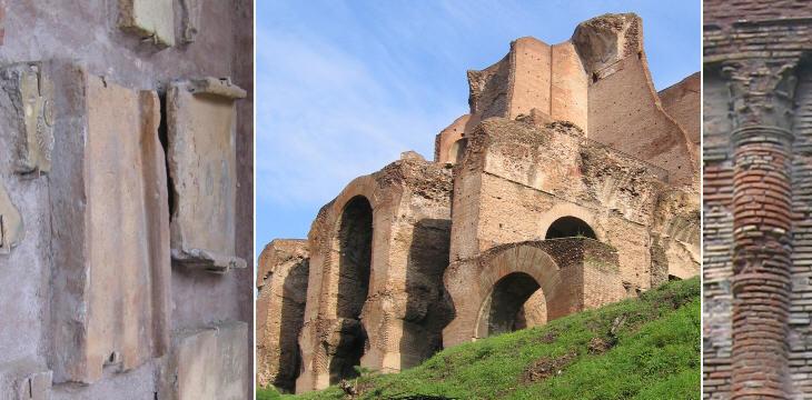 construction techniques in ancient rome