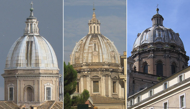 Roman Architecture Domes domes of rome