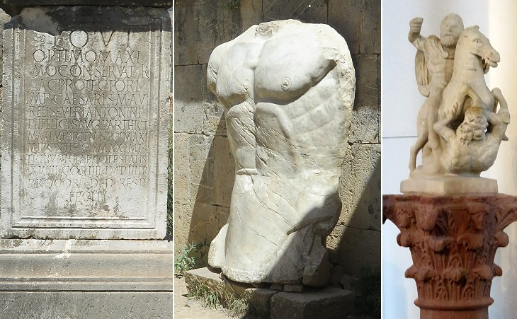 odysseus ulysses comparison prophecy Odysseus was a legendary hero in greek mythology, king of the island of  his  mother thetis disguised him as a woman, because of another prophecy that said .