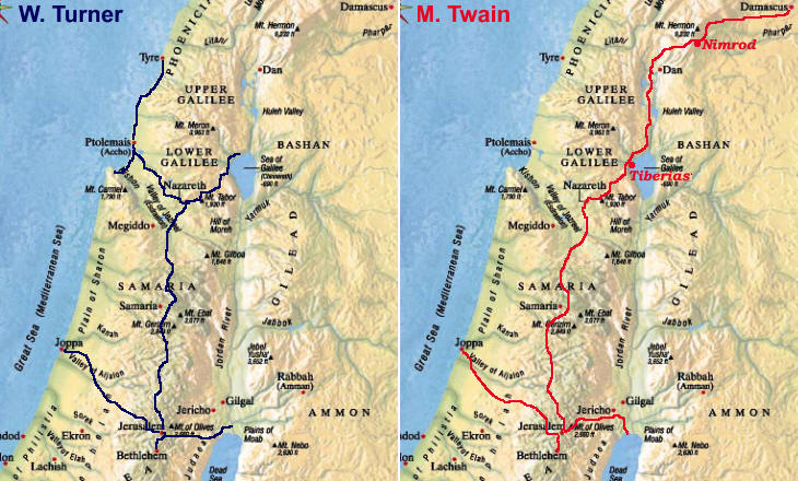 Twain and Turner's Holy Land - Introduction - Introduction