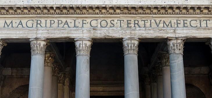 Image result for inscription pantheon
