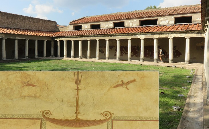 Oplontis: Villa di Poppea