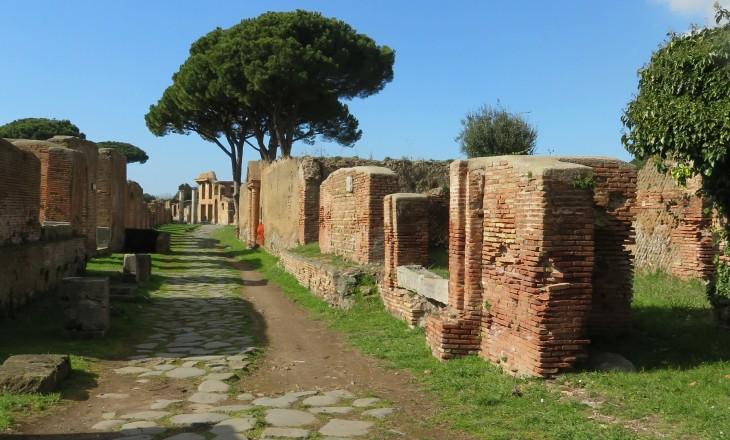 Ancient Ostia Introduction