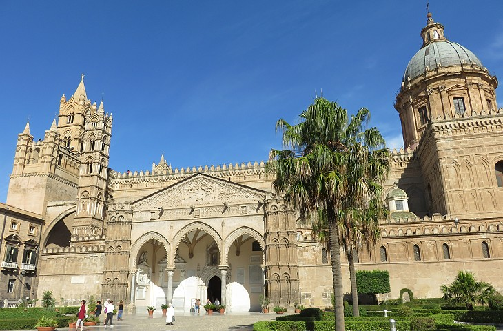 5257e68dca They All Wanted It - A Journey in Sicily  The Cathedral of Palermo