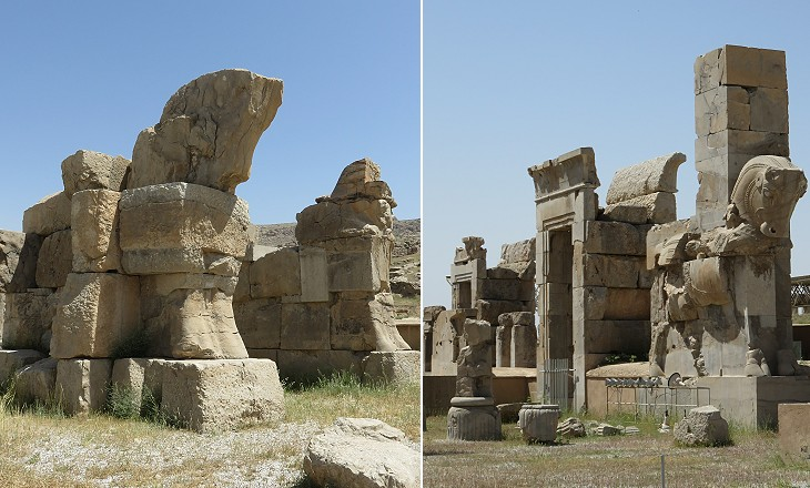 Central Iran Gems Pasargadae And Persepolis