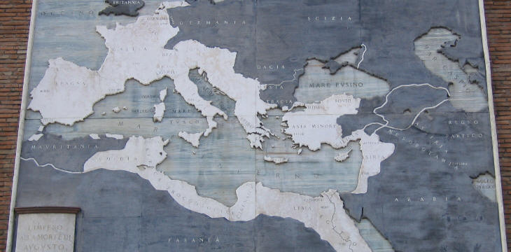 Abridged History of Rome - PART I - VI - AUGUSTUS