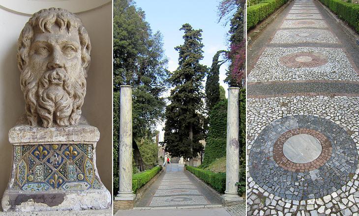 Tivoli Villa D Este The Gardens
