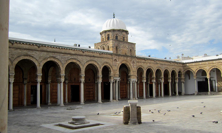 Some Tunisian Medinas Tunis