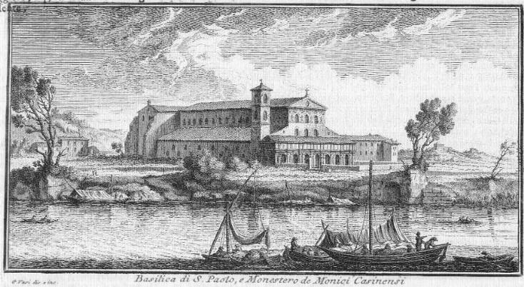 Basilica Di S Paolo Fuori Le Mura