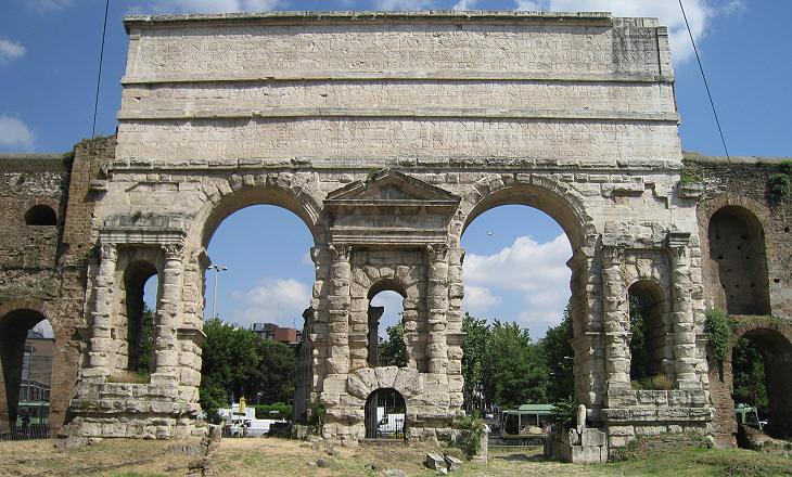 Porta maggiore - Rome porta maggiore ...
