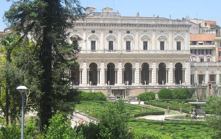 Villa Albani Roma
