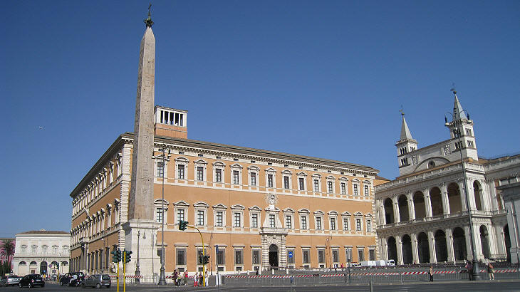 Piazza di S. Giovanni in Laterano